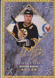 1994-95 Leaf Gold Stars #14 Adam Oates/Pat LaFontaine