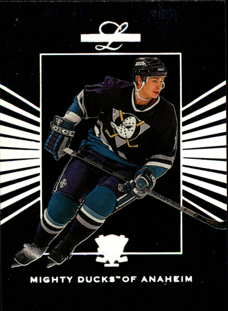 1994-95 Leaf Limited #51 Valeri Karpov RC