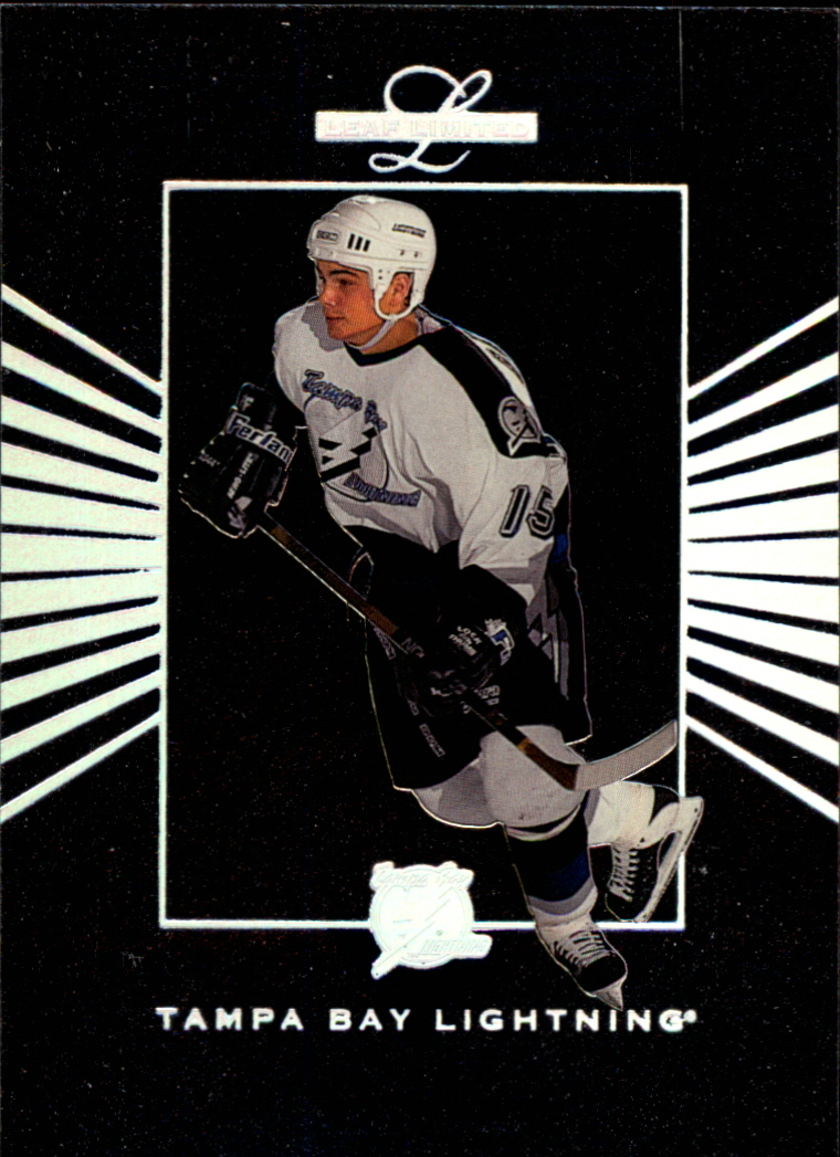 1994-95 Leaf Limited #118 Aaron Gavey