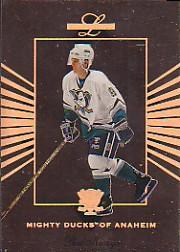 1994-95 Leaf Limited Gold #5 Paul Kariya