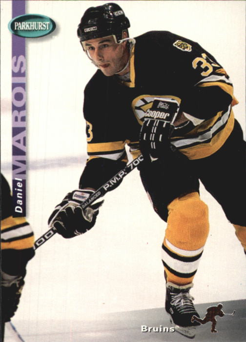 1994-95 Parkhurst #18 Daniel Marois