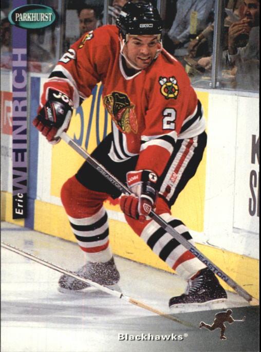 1994-95 Parkhurst #43 Eric Weinrich