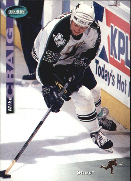 1994-95 Parkhurst #54 Mike Craig