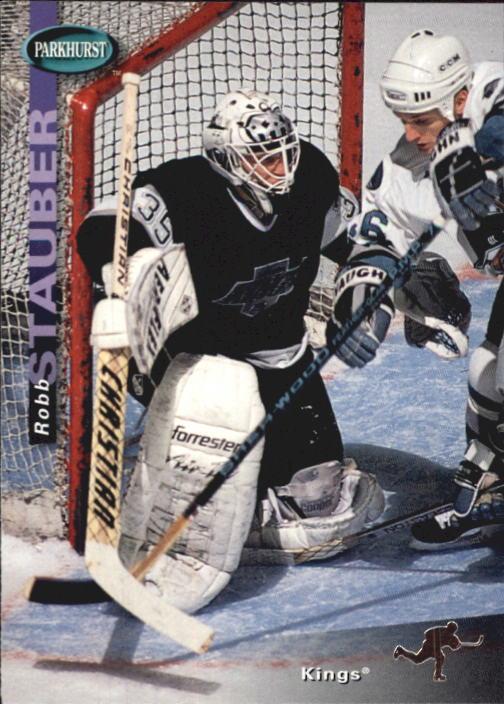 1994-95 Parkhurst #109 Robb Stauber