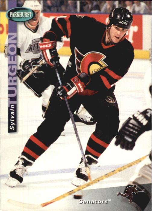 1994-95 Parkhurst #153 Sylvain Turgeon