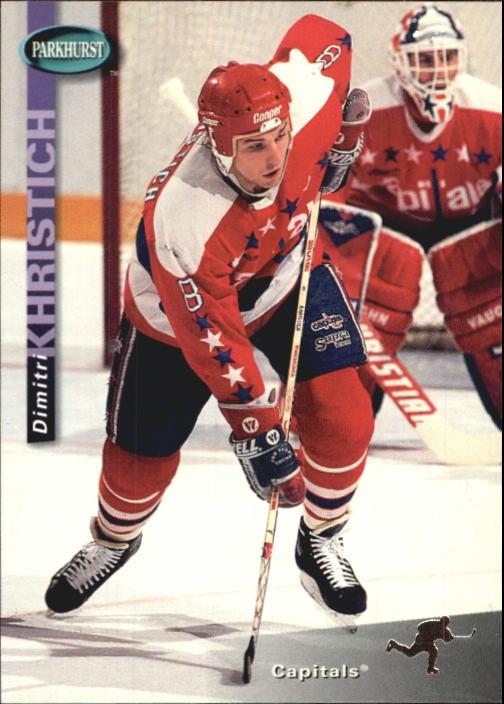 1994-95 Parkhurst #252 Dimitri Khristich