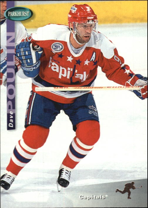 1994-95 Parkhurst #253 Dave Poulin
