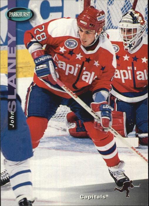 1994-95 Parkhurst #257 John Slaney