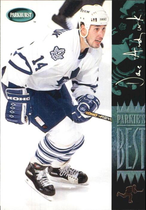 1994-95 Parkhurst #303 Dave Andreychuk