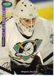 1994-95 Parkhurst Gold #4 Mikhail Shtalenkov