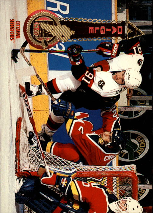 1994-95 Pinnacle #2 Alexandre Daigle