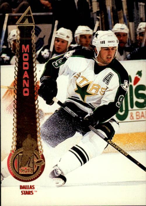 1994-95 Pinnacle #3 Mike Modano