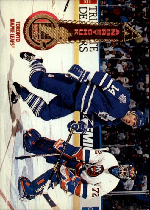 1994-95 Pinnacle #5 Dave Andreychuk