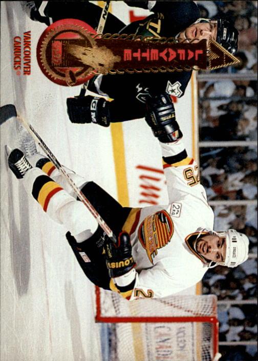 1994-95 Pinnacle #453 Nathan Lafayette
