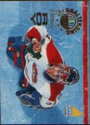 1994-95 Pinnacle Goaltending Greats #GT5 Patrick Roy