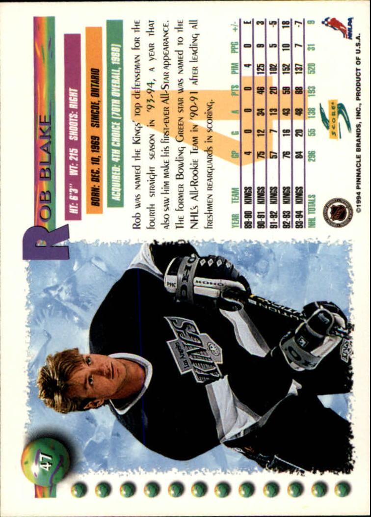 1994-95-Score-Hockey-1-250-Your-Choice-GOTBASEBALLCARDS