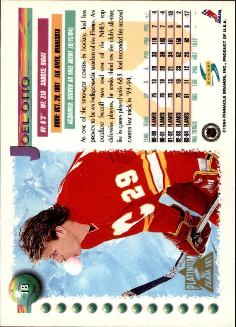 1994-95-Score-Platinum-Hockey-Card-Pick thumbnail 13