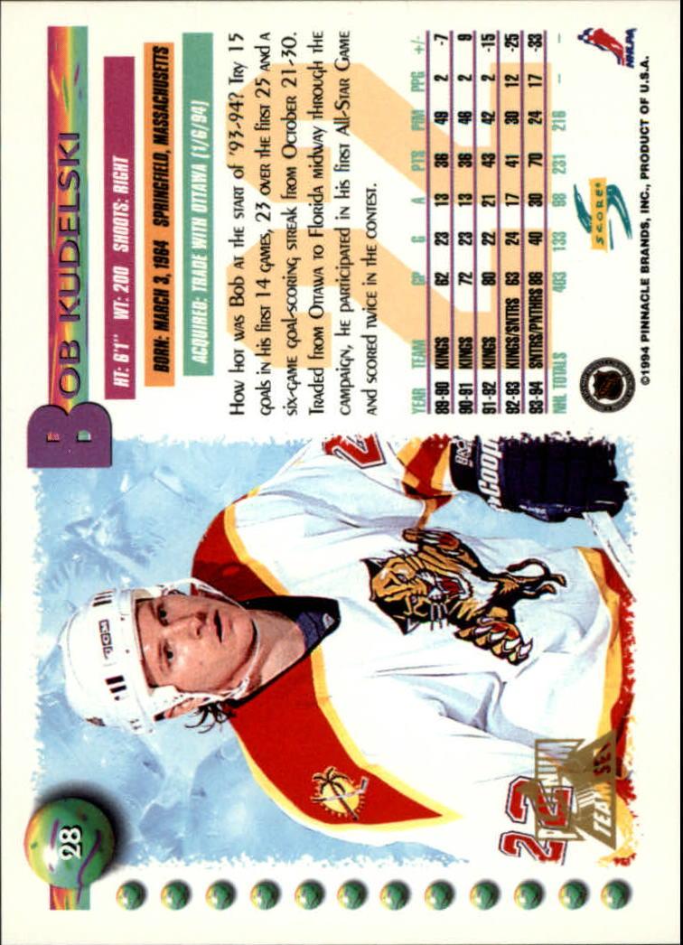 1994-95-Score-Platinum-Hockey-Card-Pick thumbnail 17