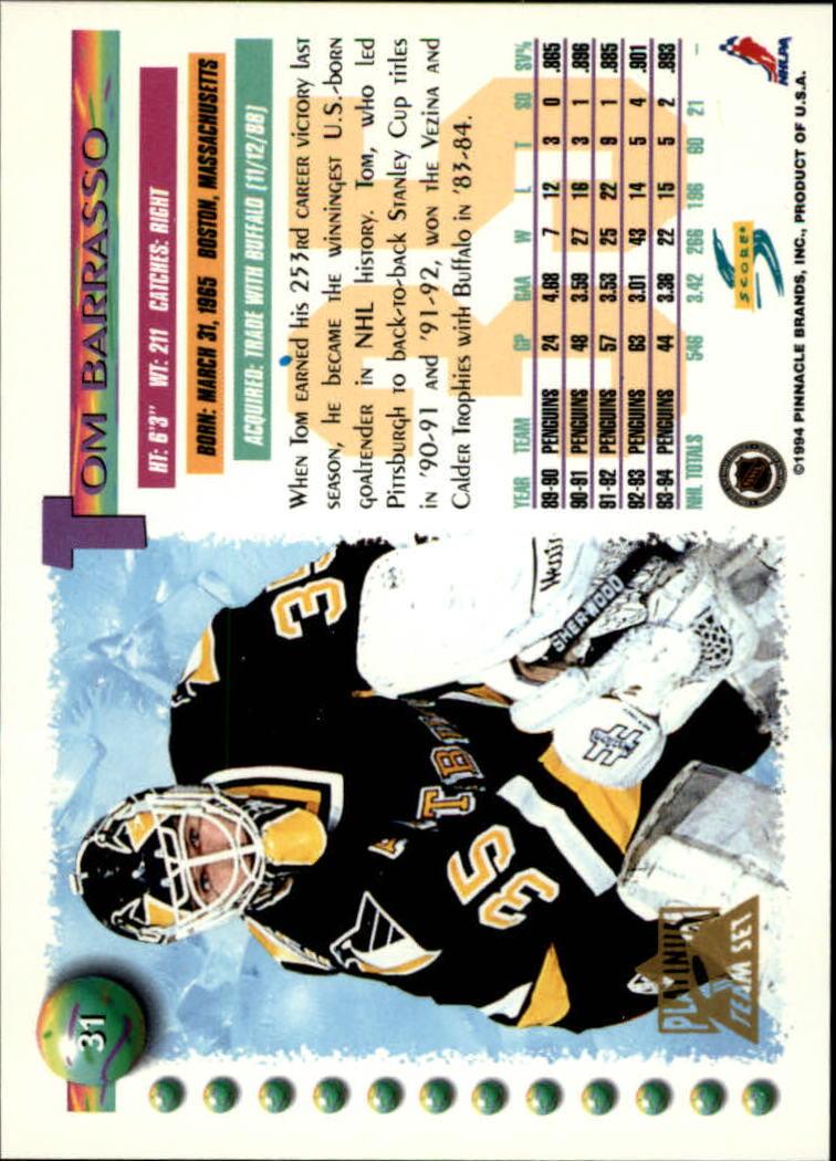 1994-95-Score-Platinum-Hockey-Card-Pick thumbnail 21