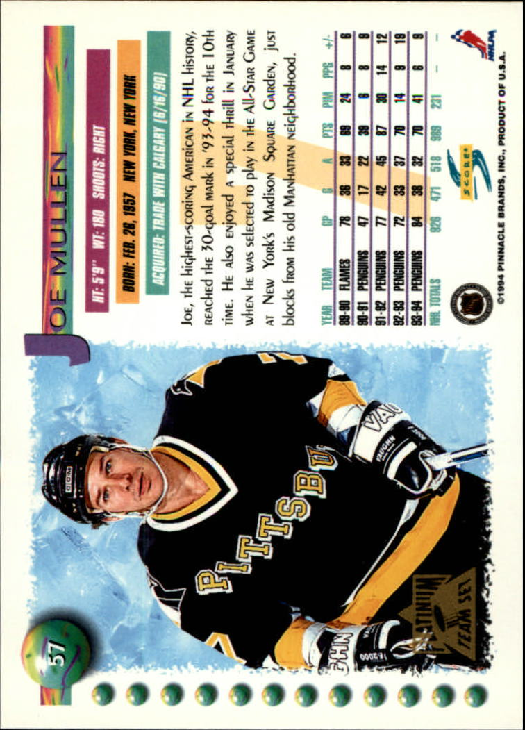 1994-95-Score-Platinum-Hockey-Card-Pick thumbnail 37