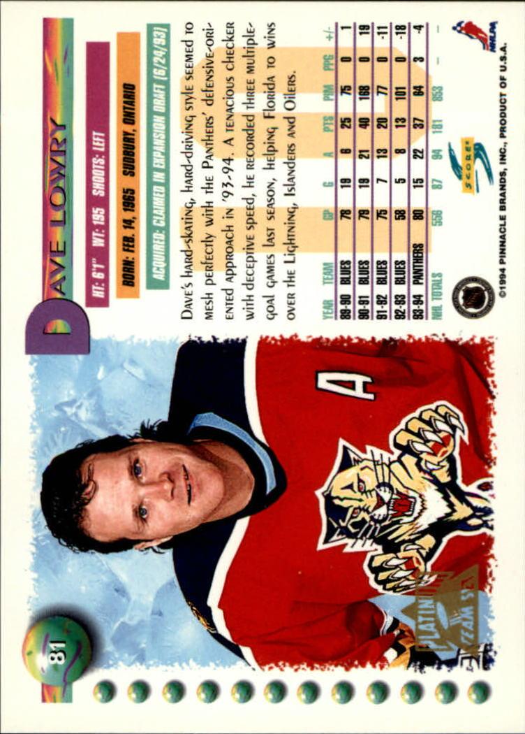 1994-95-Score-Platinum-Hockey-Card-Pick thumbnail 51