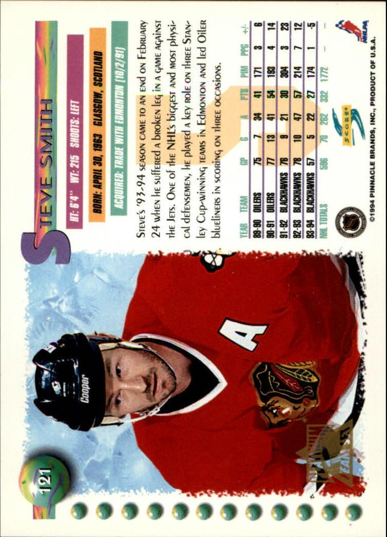 1994-95-Score-Platinum-Hockey-Card-Pick thumbnail 79