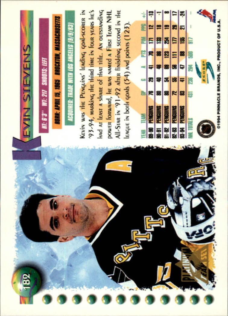 1994-95-Score-Platinum-Hockey-Card-Pick thumbnail 119