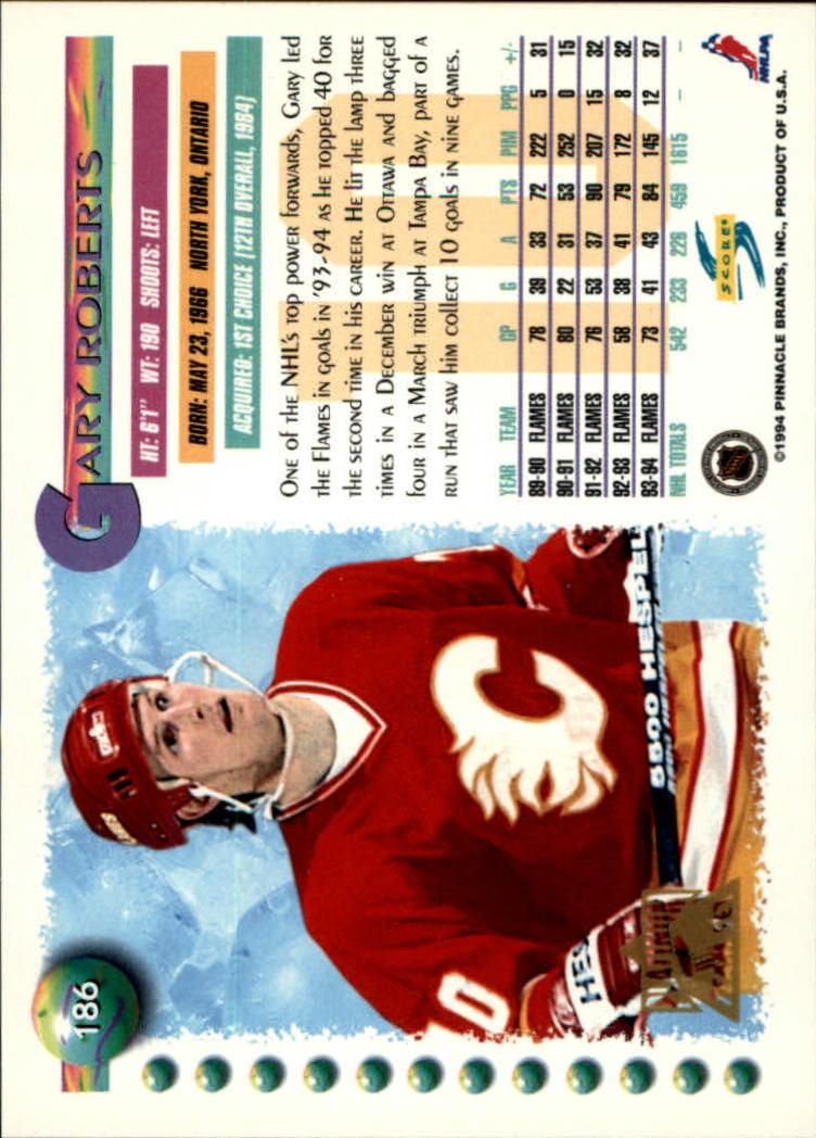 1994-95-Score-Platinum-Hockey-Card-Pick thumbnail 121