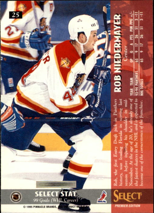 1994-95-Select-Hockey-s-1-200-Rookies-You-Pick-Buy-10-cards-FREE-SHIP