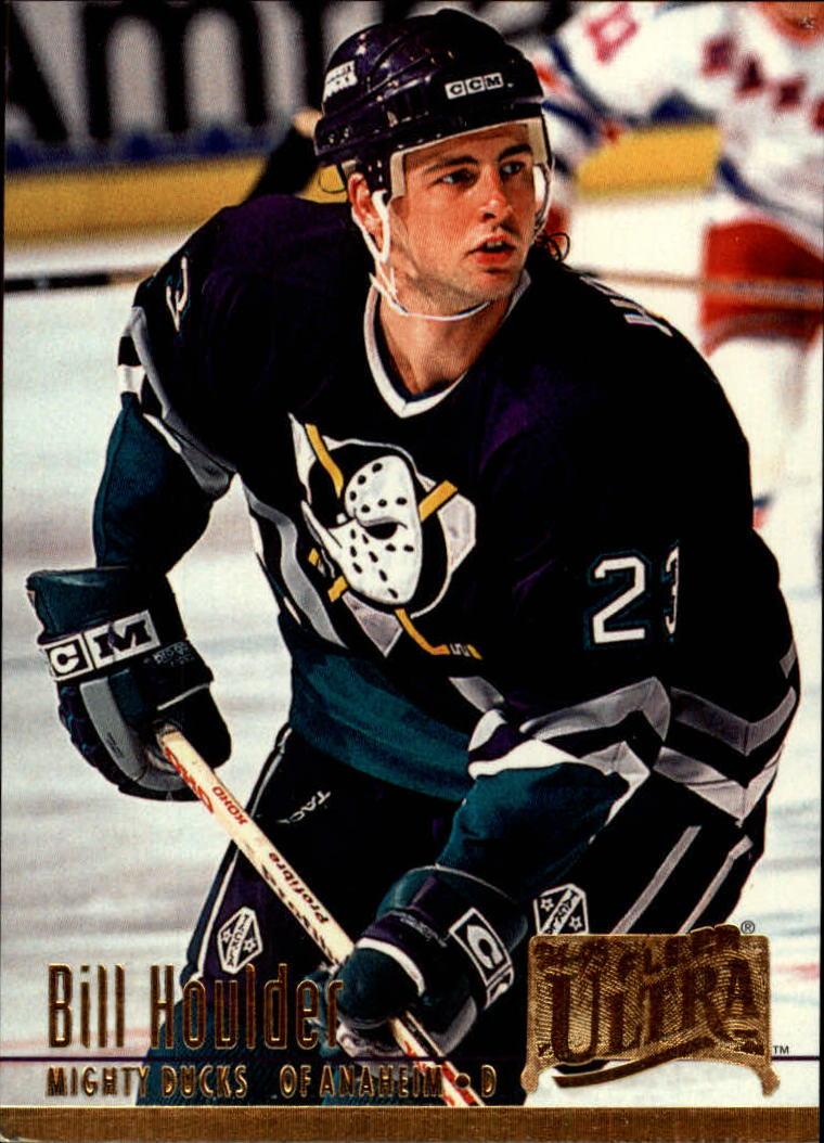 1994-95 Ultra #4 Bill Houlder