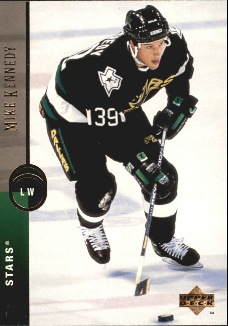 1994-95 Upper Deck #326 Mike Kennedy RC