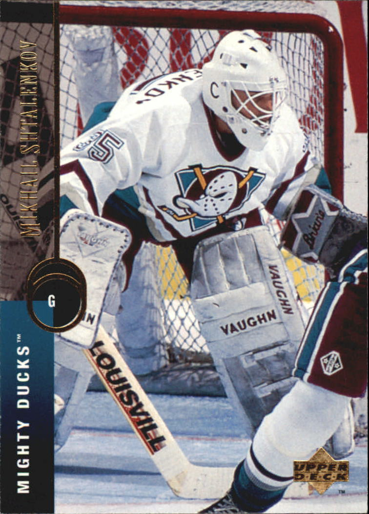 1994-95 Upper Deck #462 Mikhail Shtalenkov