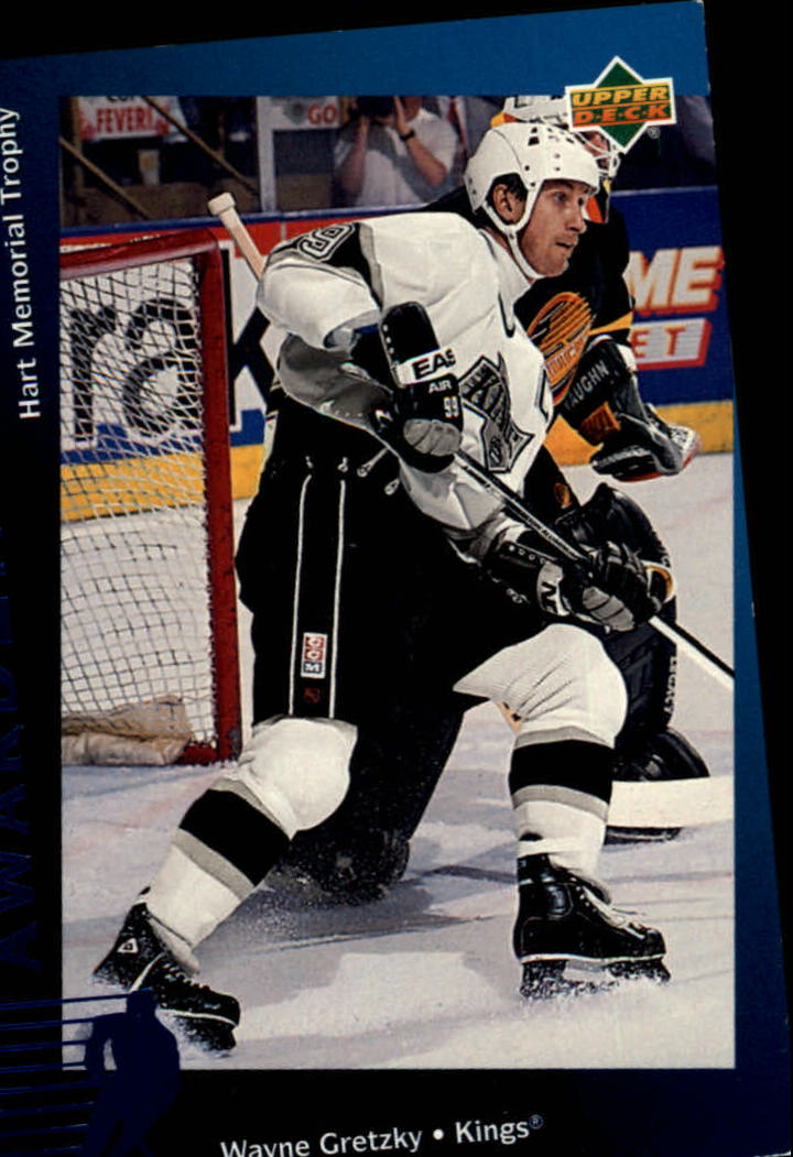 1994-95 Upper Deck Predictor Hobby #H1 Wayne Gretzky