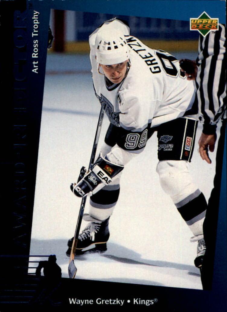 1994-95 Upper Deck Predictor Hobby #H16 Wayne Gretzky