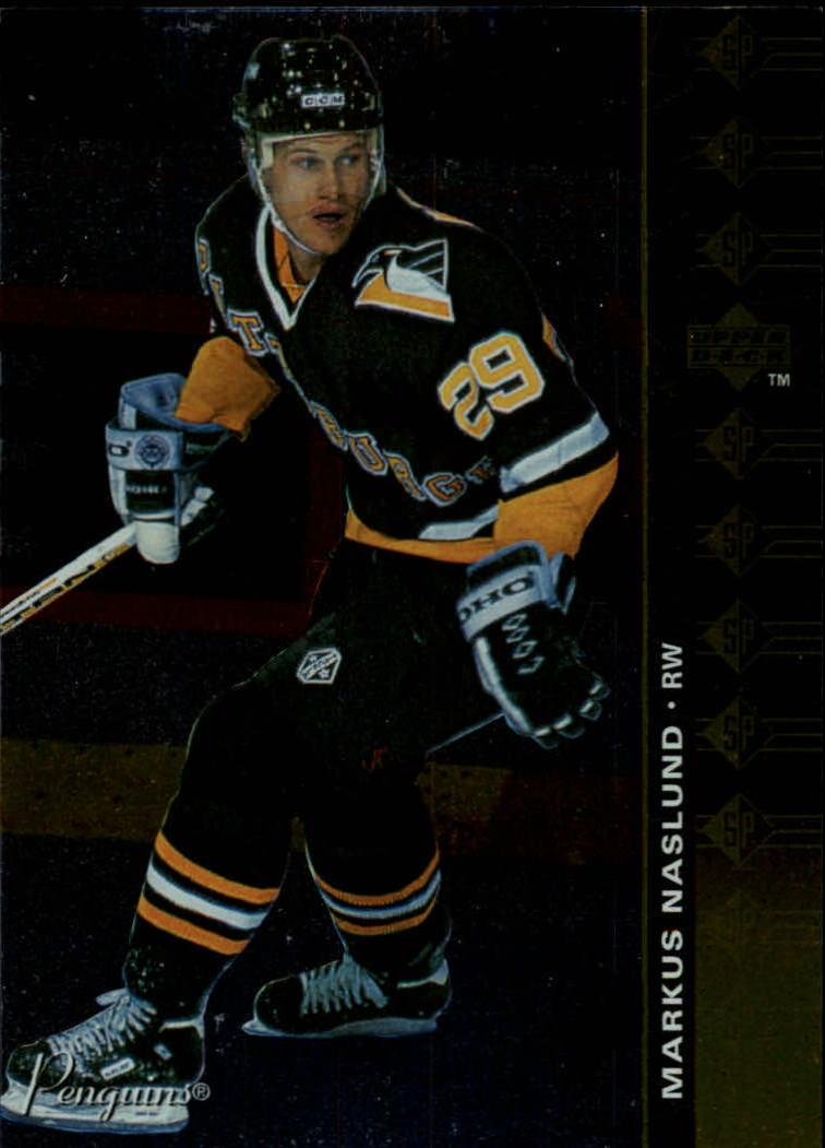 1994-95 Upper Deck SP Inserts #SP151 Markus Naslund