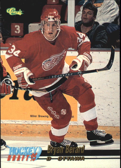 1995 Classic #1 Bryan Berard