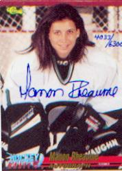 1995 Classic Autographs #NNO Manon Rheaume/6300