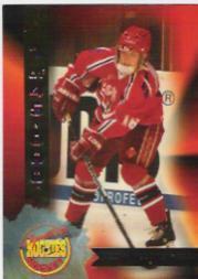 1995 Signature Rookies #50 Vadim Yepanchintsev