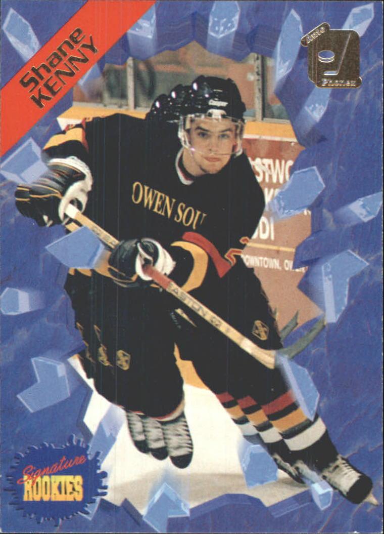 1995 Signature Rookies Auto-Phonex #21 Shane Kenny