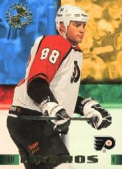 1995 Stadium Club Members Only 50 #15 Eric Lindros