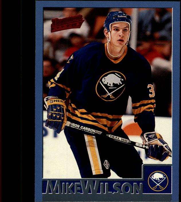 1995-96 Bowman #94 Mike Wilson RC
