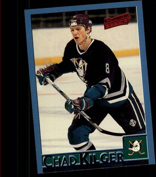 1995-96 Bowman #137 Chad Kilger RC