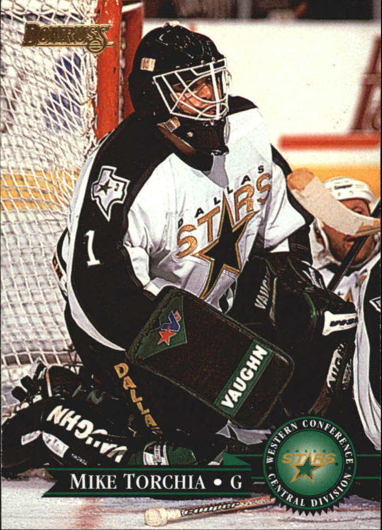 1995-96 Donruss #143 Mike Torchia RC