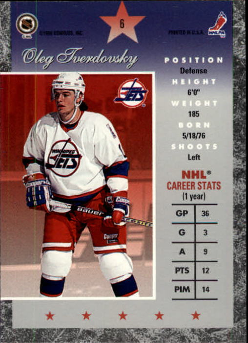 1995-96-Donruss-Elite-Hockey-Cards-Pick-From-List thumbnail 13