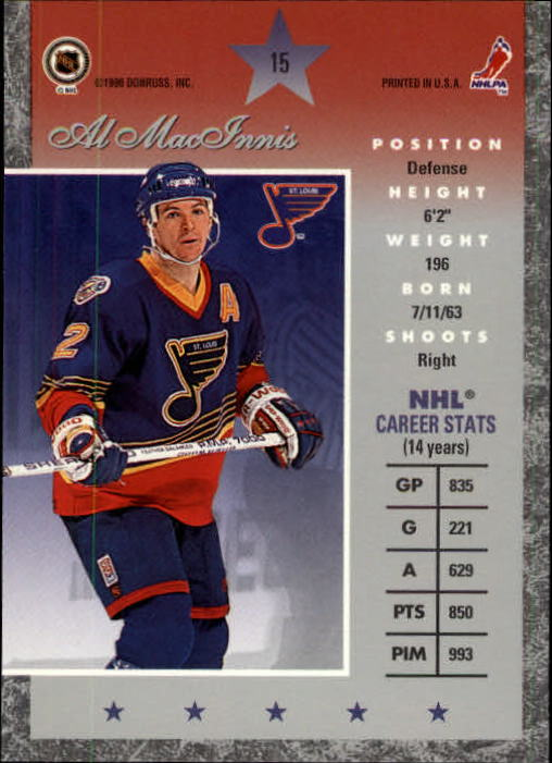 1995-96-Donruss-Elite-Hockey-Cards-Pick-From-List thumbnail 31