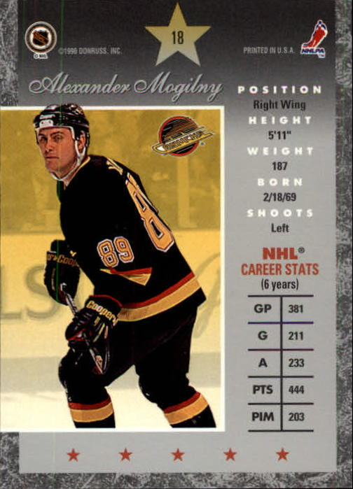 1995-96-Donruss-Elite-Hockey-Cards-Pick-From-List thumbnail 37