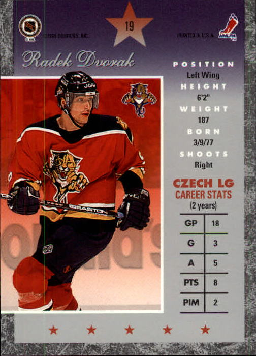 1995-96-Donruss-Elite-Hockey-Cards-Pick-From-List thumbnail 39