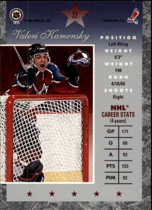 1995-96-Donruss-Elite-Hockey-Cards-Pick-From-List thumbnail 45