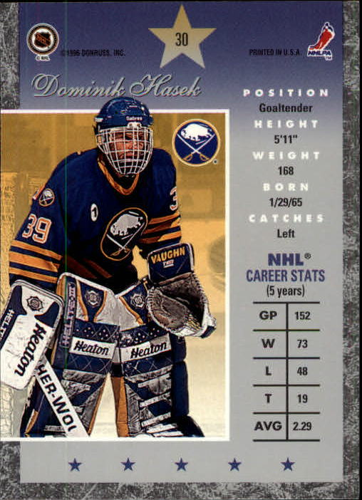 1995-96-Donruss-Elite-Hockey-Cards-Pick-From-List thumbnail 61