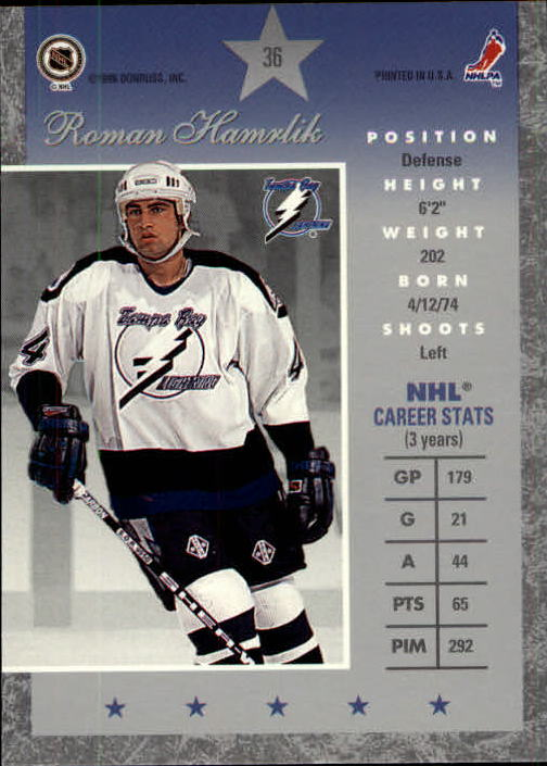1995-96-Donruss-Elite-Hockey-Cards-Pick-From-List thumbnail 73